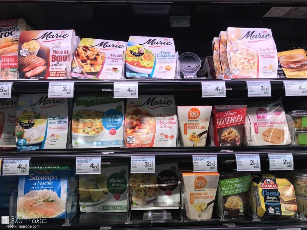法国食品的正确打开方式 原来你们都不知道