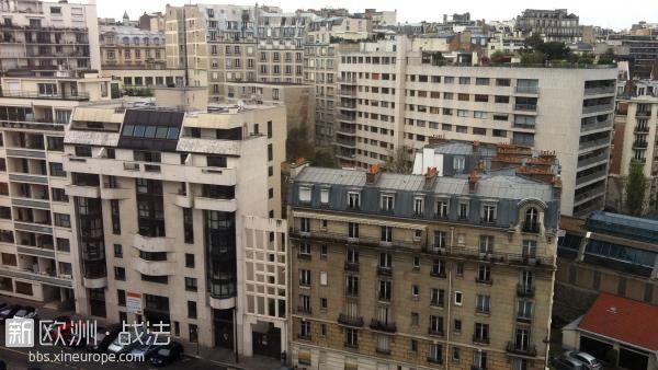 2018巴黎房价可能飙涨9%,成世界房价涨幅冠军城市