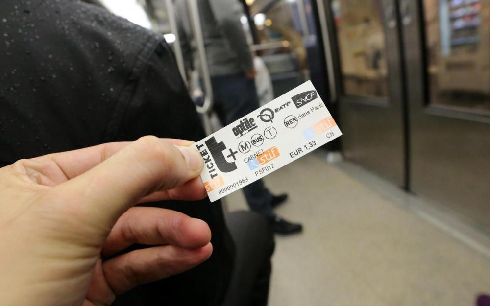 巴黎地铁票将寿终正寝 两种新型充值卡明年推出