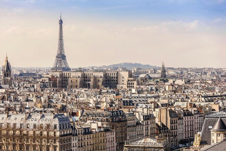 巴黎房价一年上涨7.5%,仍将继续走高